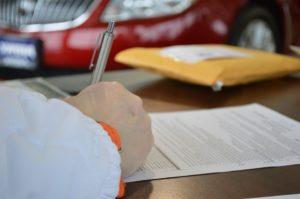 Документы для регистрации договора дарения авто